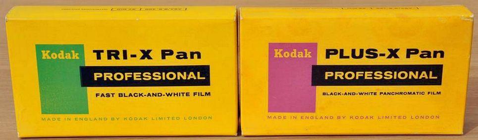 Kodak Black & White Papers